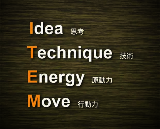 Idea Technique Energy Move